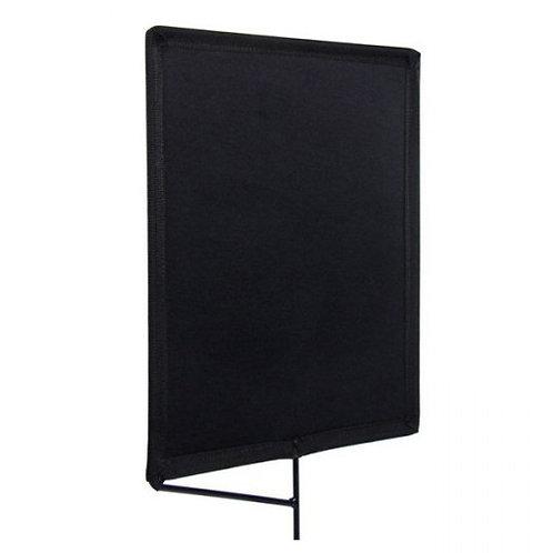 Флаг черный 90х75