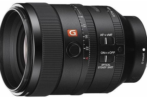 Sony FE 100mm f/2.8 STF