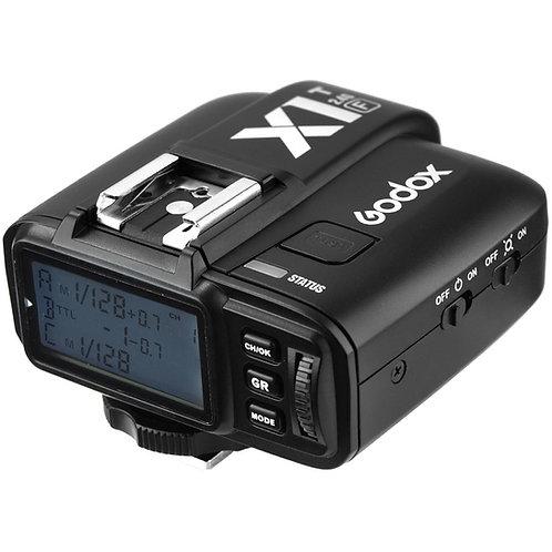 Радиосинхронизатор TTL Godox X1T C для Canon