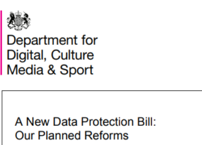 New Data Protection Bill was read in the House of Lords on 13 September 2017