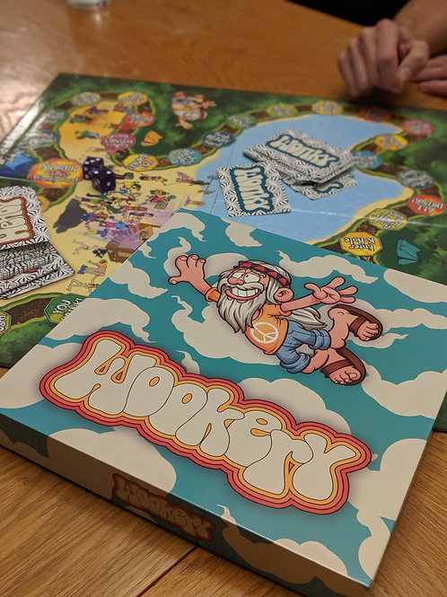 Wookery Board Game