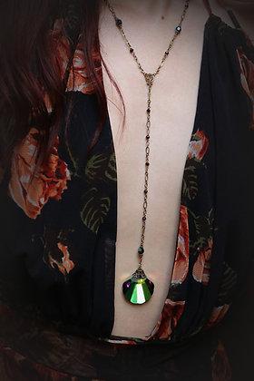 Mermaid Kate genuine Swarovski crystal seashell