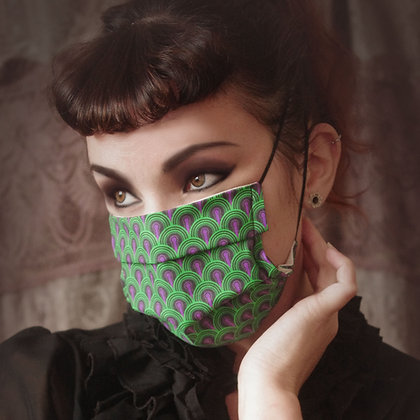 Specialty Fabric Cloth Mask