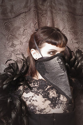 Design Your Own Opulent Plague Doctor Mask