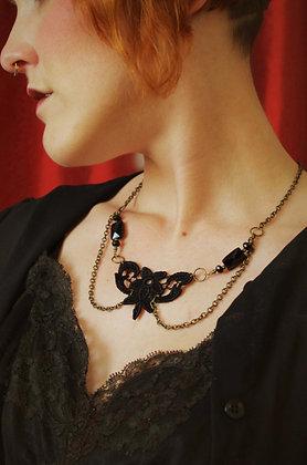 Venetian Lace Collar