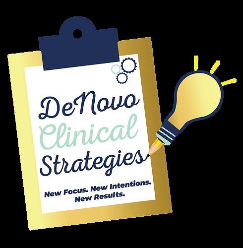 DeNovo Clinical Strategies Logo.png