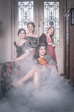 quatuor paris swing 2019