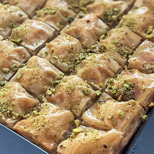 12 pieces Pistachio Baklava