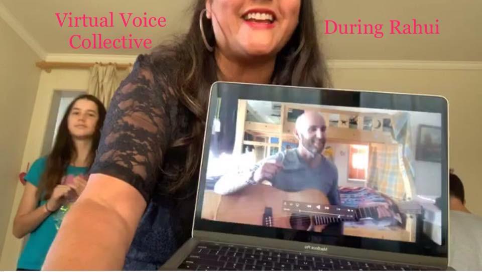 Voice Collective Online