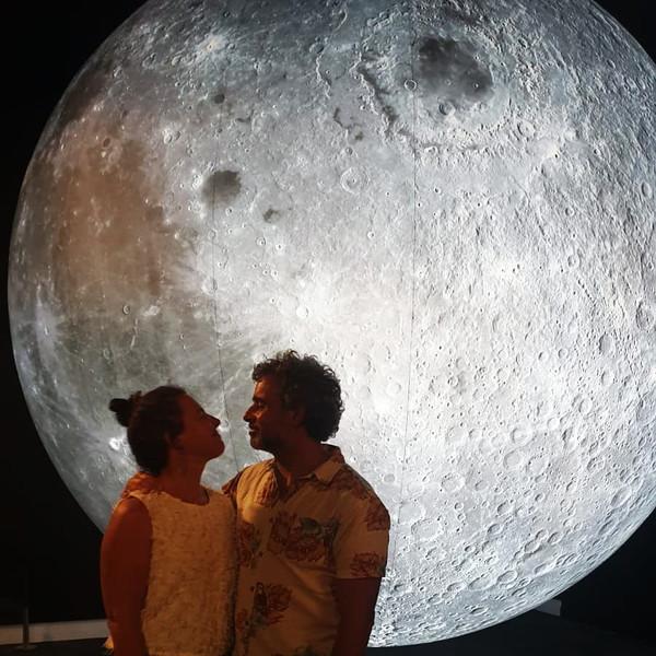 VC Moon Exhibition
