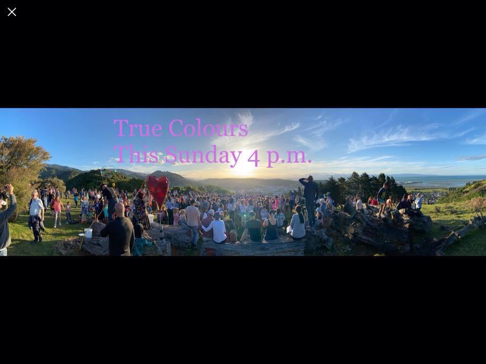 True Colours VC