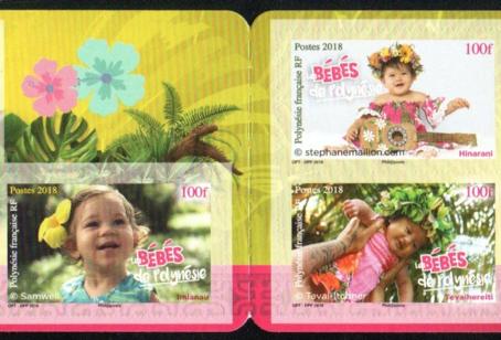 Les bébés de Polynésie