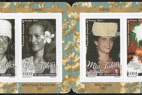 Les Miss de Polynésie