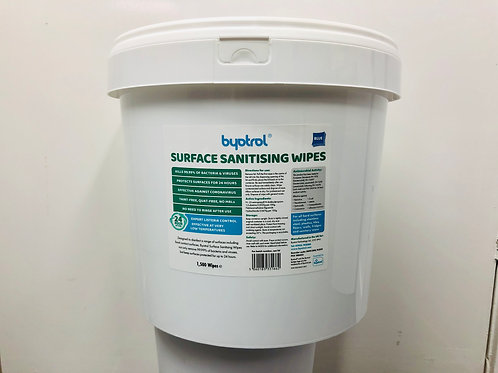 Byotrol Surface Sanitising Wipes- 1500 wipes