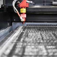 LASER, 3D PRINTING & MACHINING