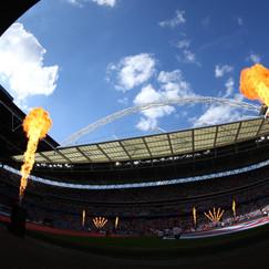 England World Cup Warm Up Wembly Stadium