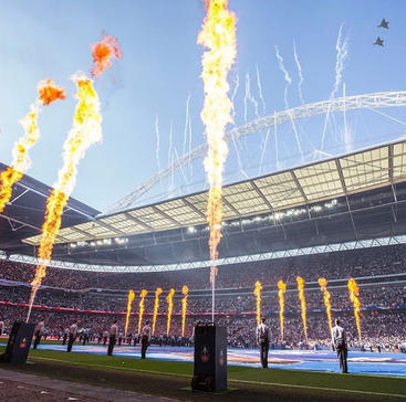 Event FX Sport Flames