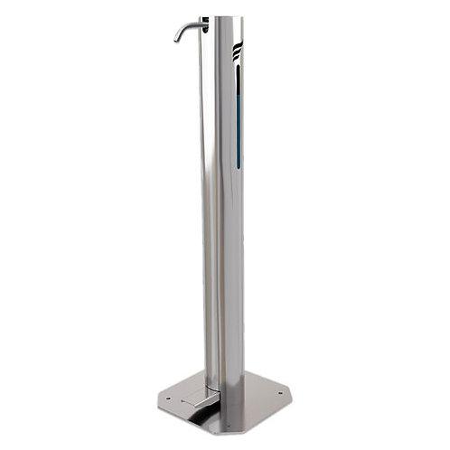 Pedestal Sanitiser Station - Foot Pedal