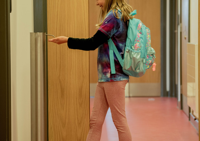 Pedestal FOOT - back to school