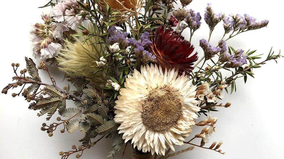 Dried Flower Mini Posy