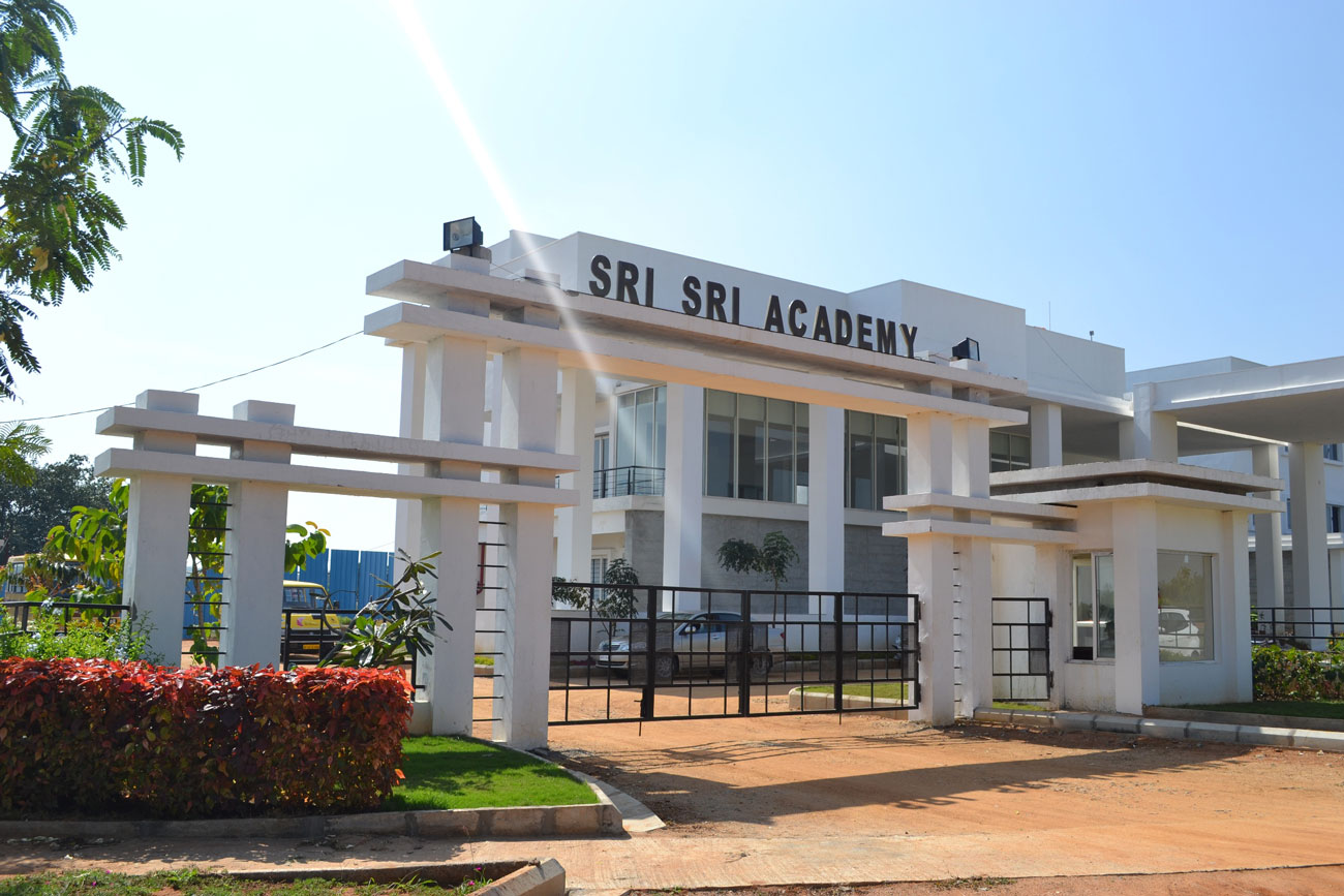 Sri Sri Academy, Hyderabad
