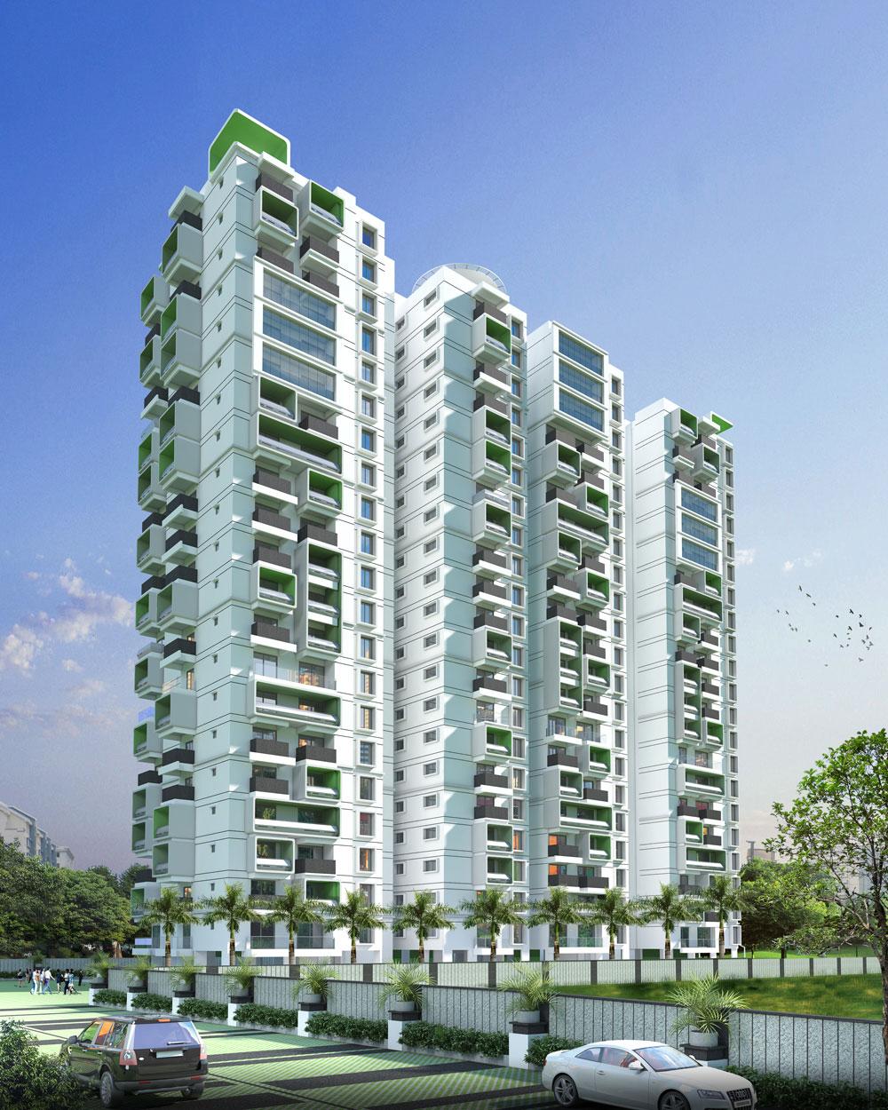 Greencity Eutopia, Bengaluru