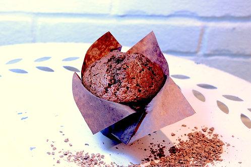 Schokoladen-Muffin