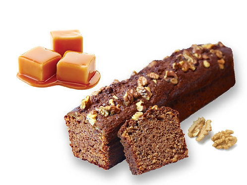 Caramel-Baumnuss-Kuchen