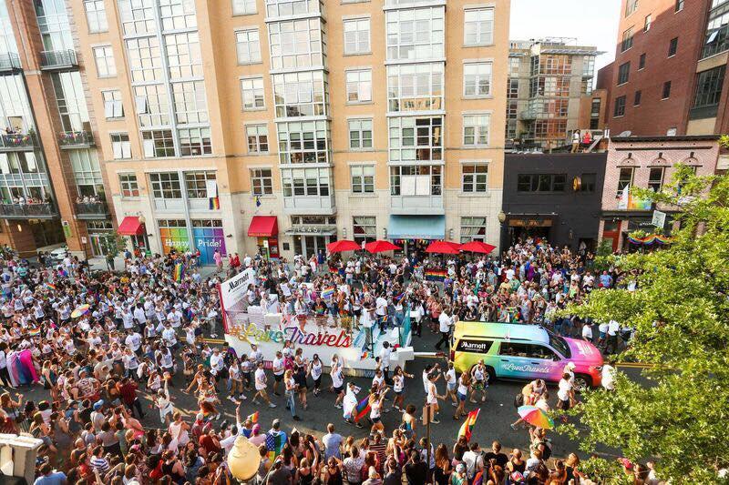 DC Capital Pride Parade