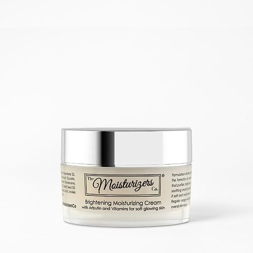 The Moisturizers Co. Brightening Moisturizing Cream