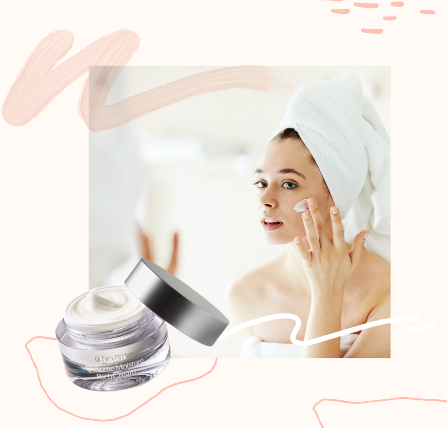 Look At Your Best During Work From Home Meetings - Moisturize