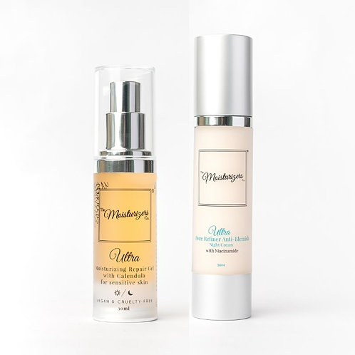 Multi-Moisturizing: Clear & Healthy Skin Set