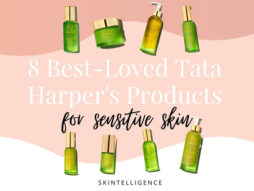 8 Best-Loved Tata Harper's Products for Sensitive Skin
