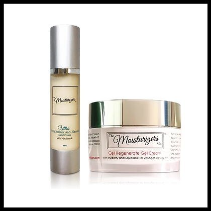 Multi-Moisturizing: Clear & Youthful Skin