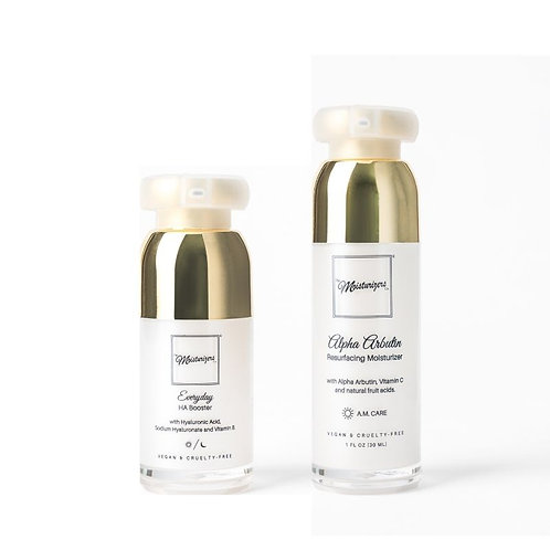 The Moisturizers Co. Radiance Boost (A.M. Care)