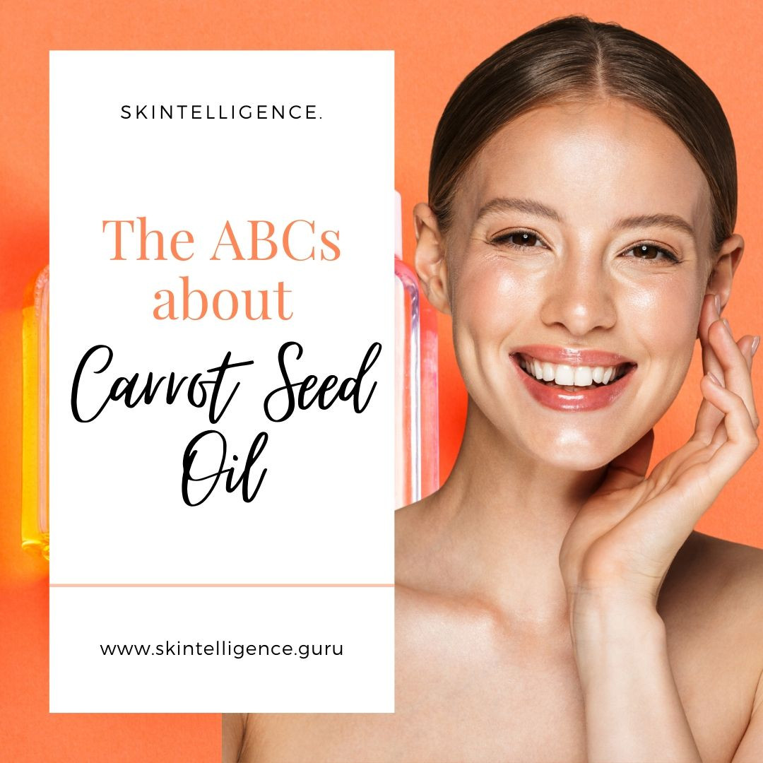 Skincare benefits of Carrot Seed Oil