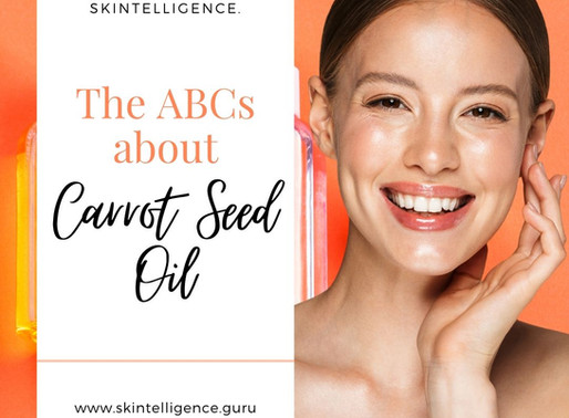 The ABCs About Carrot Seed Oil