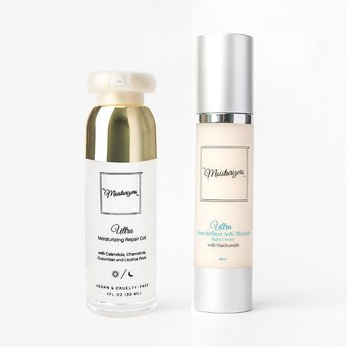Multi-Moisturizing: Clear & Healthy Skin Set