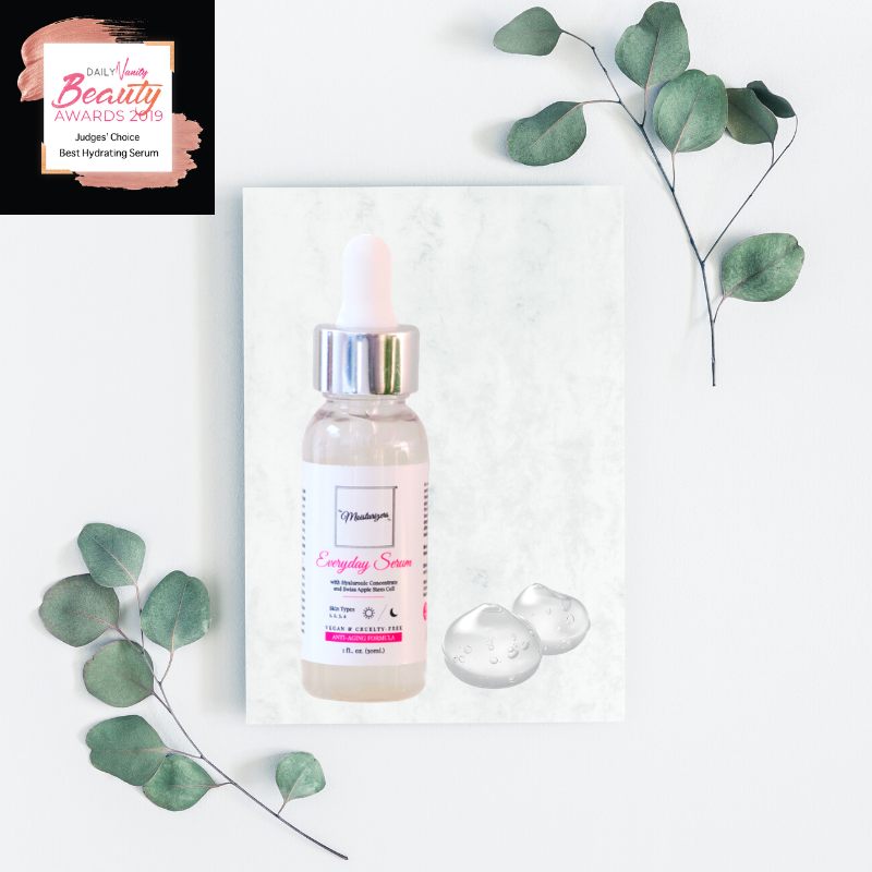 The Moisturizers Co. Everyday Serum with Hyaluronic Concentrate