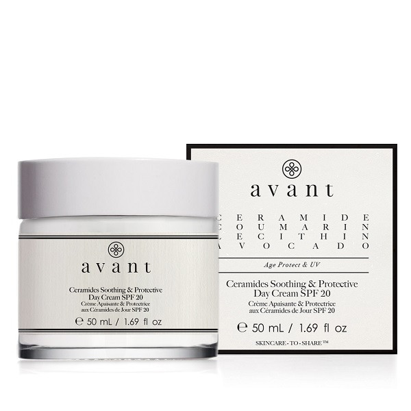Avant Skincare Ceramides Soothing & Proactive Day Cream SPF 20