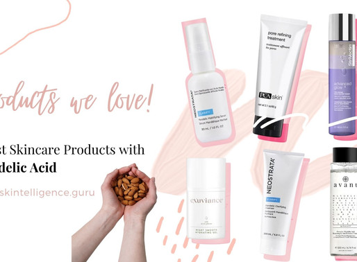 6 Best Skincare Products with Mandelic Acid