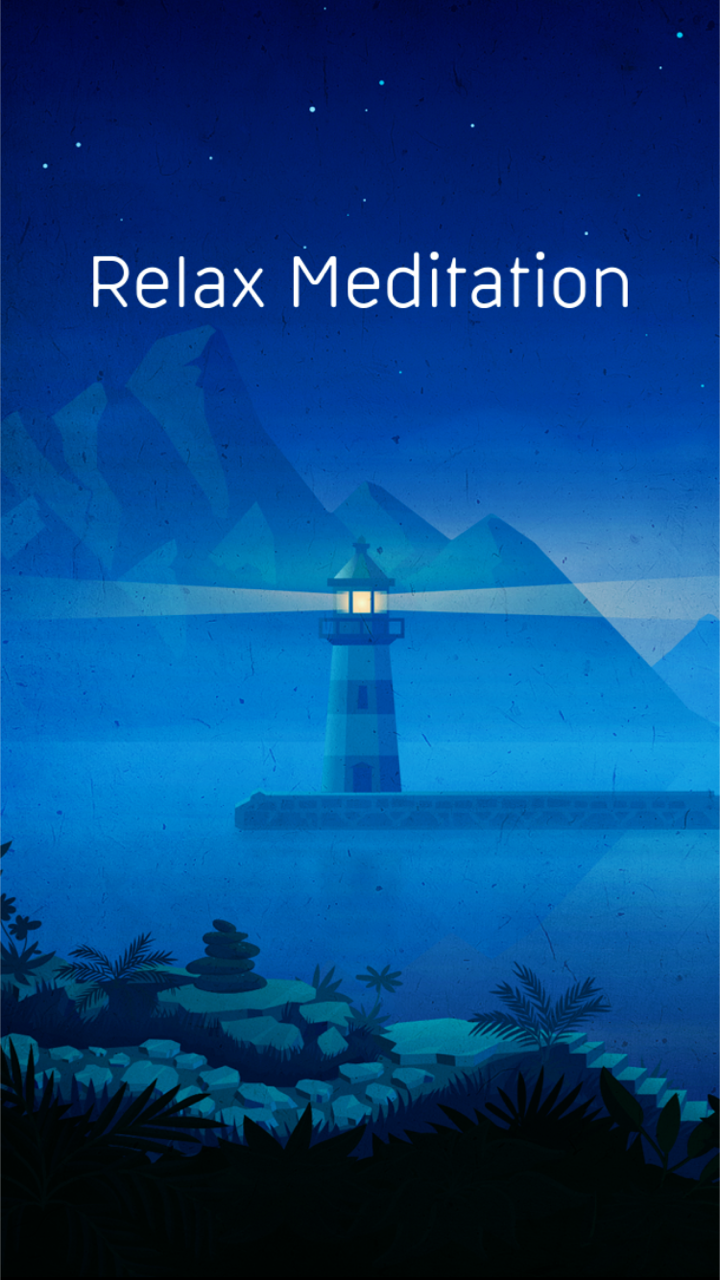 Relax Meditation app | Blog | The Moisturizers Co.