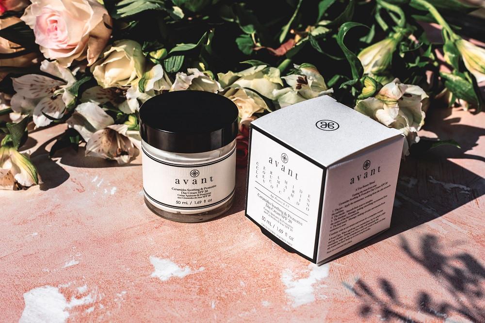 Avant Skincare Ceramides Soothing & Protective Day Cream | Skintelligence