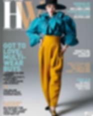 Her World Magazine Cover