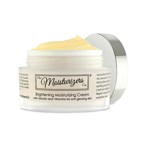 Moisturiser that reduces signs of aging.