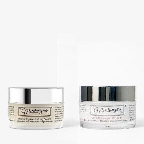 Multi-Moisturizing: Radiant & Youthful Skin Set