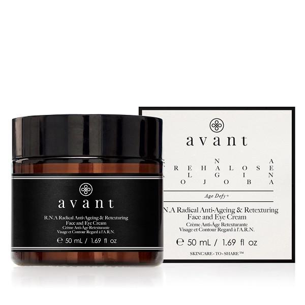 Avant Skincare R.N.A Radical Anti-Ageing & Retexturing Face and Eye Cream