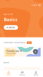 Headspace app | Blog | The Moisturizers Co.