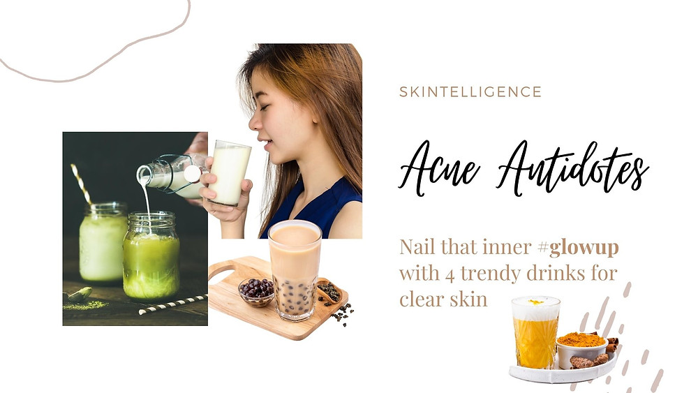 Anti-Acne Drinks | Skintelligence blog
