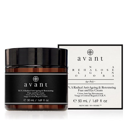 Avant Skincare R.N.A Radical Anti-Ageing & Retexturing Face and Eye Cream